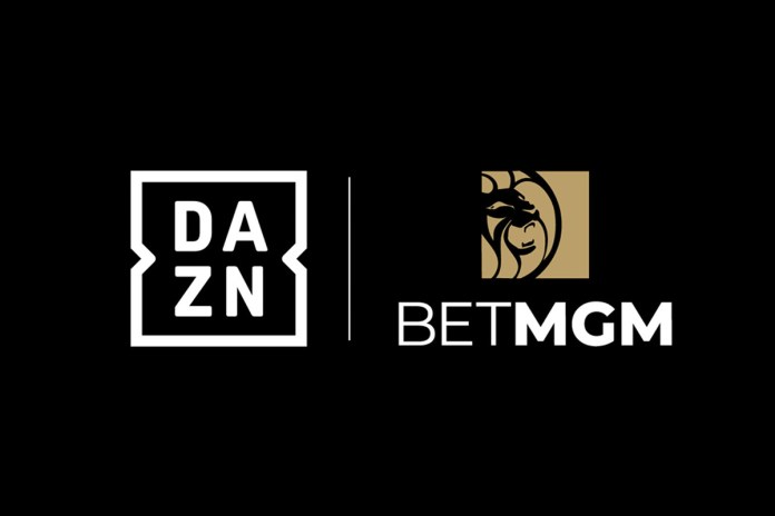 DAZN Names BetMGM as Exclusive Odds Provider for US Boxing Broadcasts