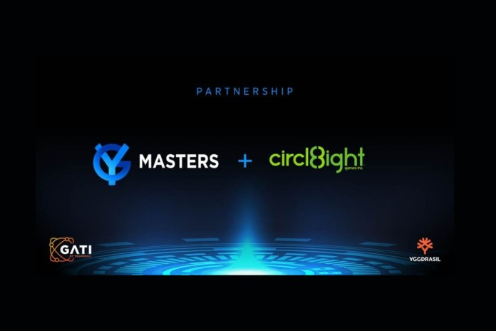 Circle Eight Games signs up to Yggdrasil's YG Masters program