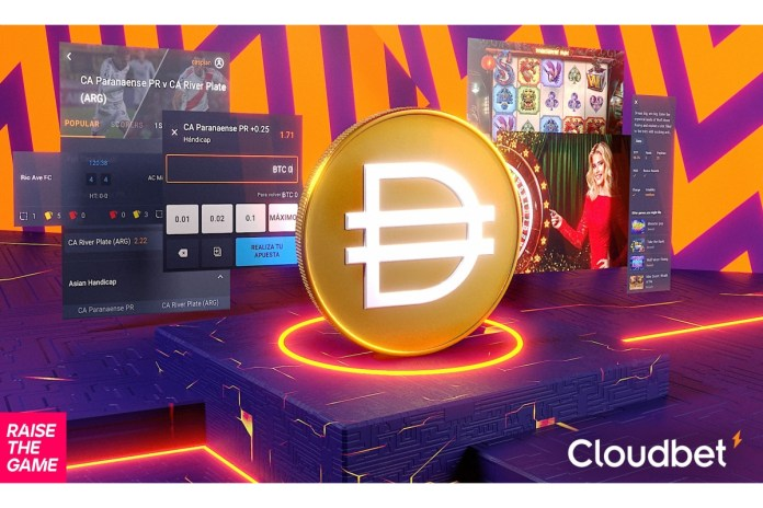 Crypto Gaming Pioneer Cloudbet Adds Dai Stablecoin For Argentina Market