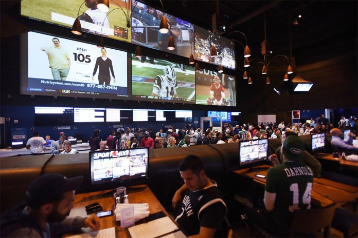New Jersey Sports Betting Nears $1 Billion in November
