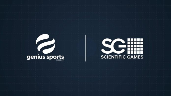 Genius Sports Group Partners with Scientific Games