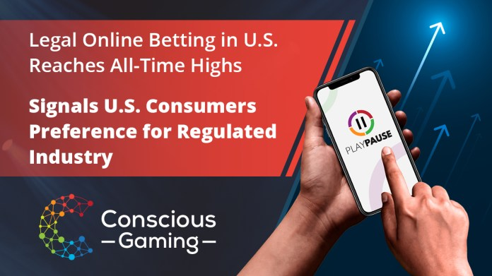Bad Weekend for Illegal Bookies as Legal Online Betting Reaches All-Time Highs in U.S.