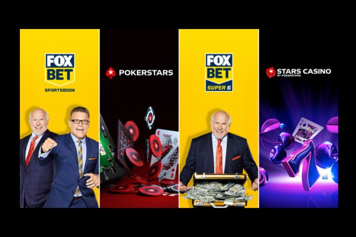 FOX Bet, PokerStars & Stars Casino Launch with Highly Anticipated Suite of Sports Betting and Online Gaming Products in Michigan