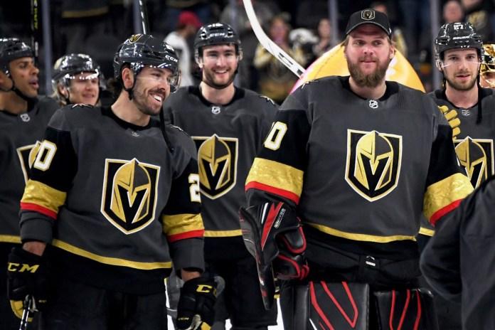 Vegas Golden Knights Partners with UpickTrade