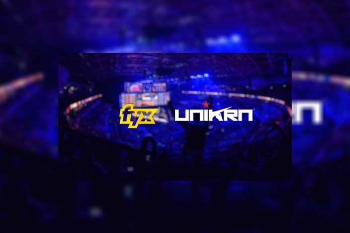 FYX Gaming Enters into Partnership with Unikrn