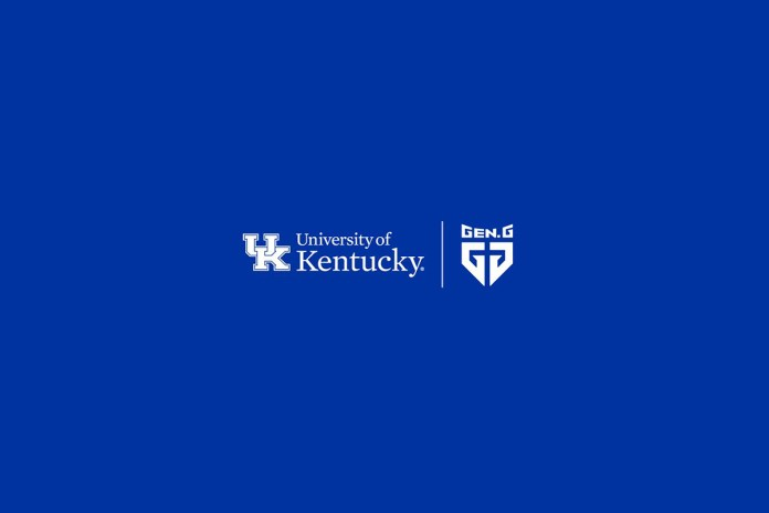 Gen.G and University of Kentucky Join Forces to Host Esports Invitational