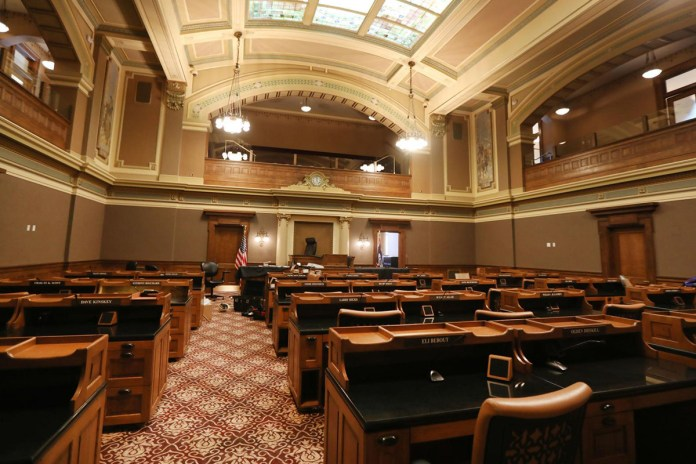 Wyoming Legislature Approves Proposal to Legalize Online Sports Betting