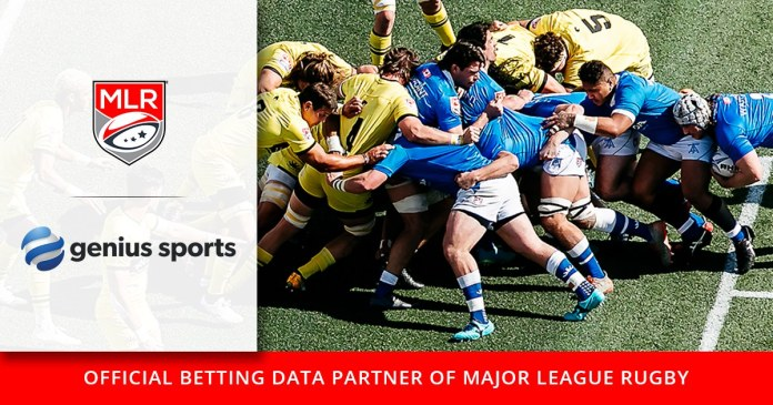 Genius Sports Group Becomes Official Sports Betting Partner of Major League Rugby