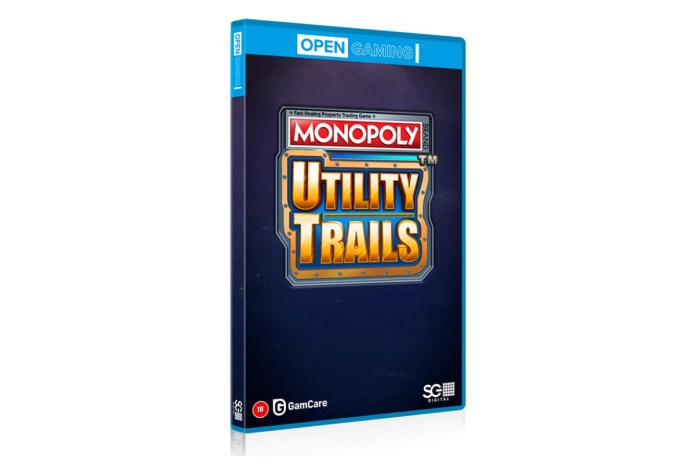 Scientific Games Enhances Licensing Partnership With Hasbro for New MONOPOLY Utility Trails Release