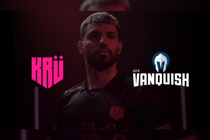 KRÜ Esports Appoints Vanquish as Exclusive Commercial Agent