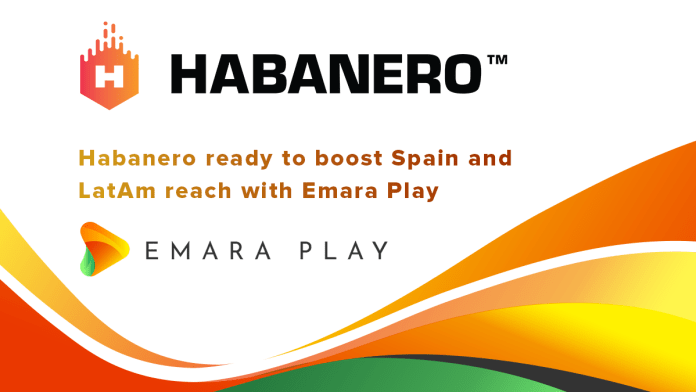 Habanero boosts Spain and LatAm reach with Emara Play