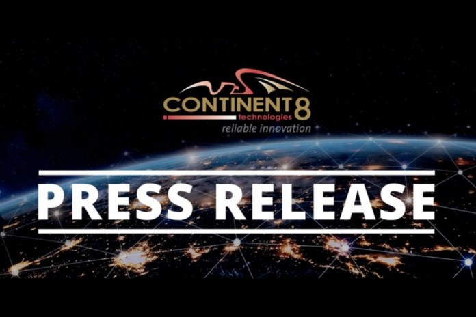 Continent 8 Technologies names Chad Ives as Sales Director