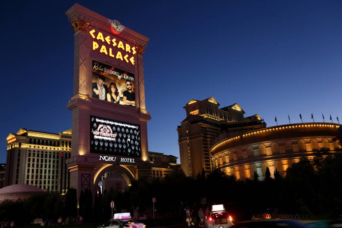 Caesars Entertainment Delays Plans to Sell One of its Vegas Strip Casinos