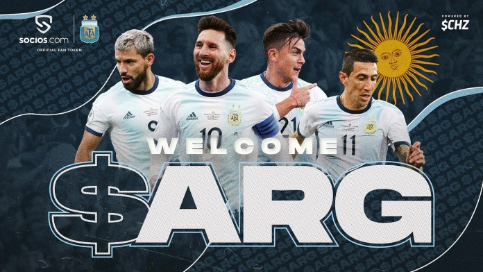 AFA Announce That Argentina Will Become The First National Team To Launch A Fan Token