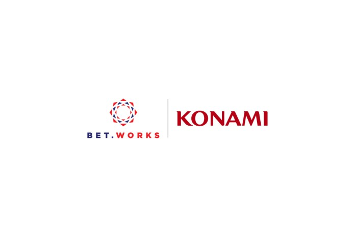 Konami Gaming and Bet.Works Launch Advanced Casino Loyalty Conveniences to Omni-Channel Sports Betting