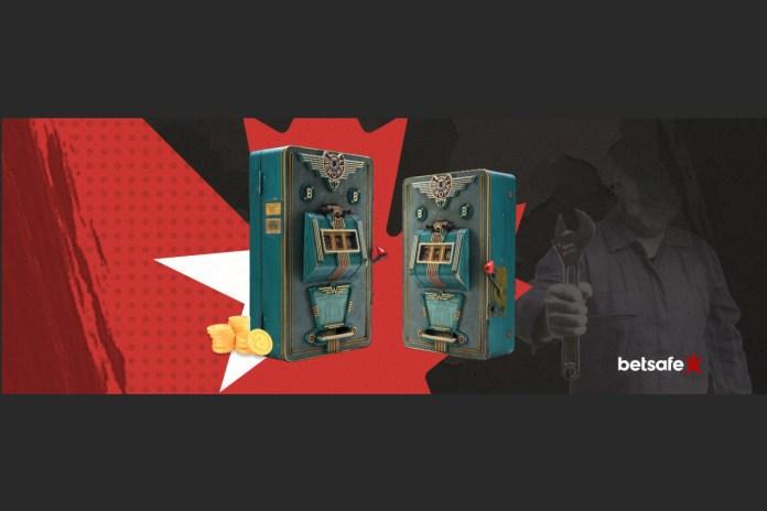 Betsafe Canada Announces Their Mechanical Slot Machine Restoration Project