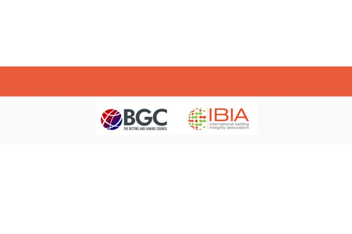BGC and IBIA sign cooperation agreement on betting and integrity