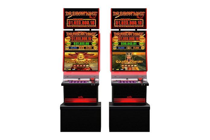 Aristocrat and Seminole Gaming Launch $1M Dragon Link Progressive Jackpot