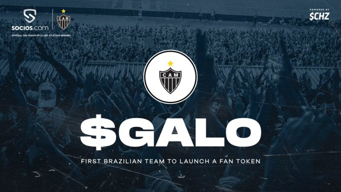 Atletico Mineiro to Launch $GALO Fan Token