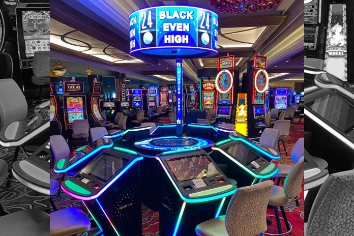Qorex Electronic Gaming Solutions approved by Nevada Gaming Commission