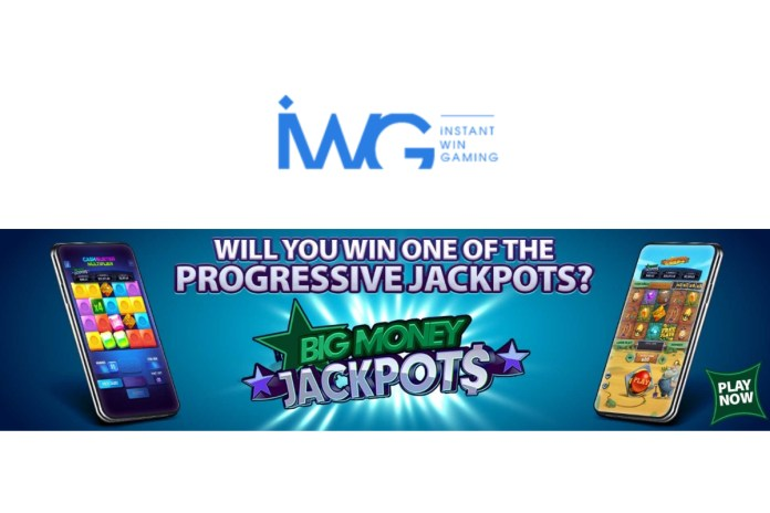 Virginia Lottery and IWG First to Launch Linked Progressive Jackpot e-Instants