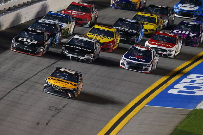 NASCAR Partners with BettorView
