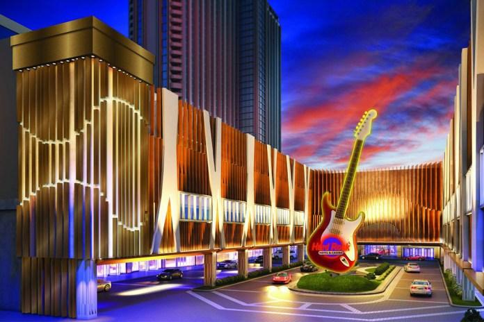 Hard Rock's Temporary Casino in Rockford Set to Open in October