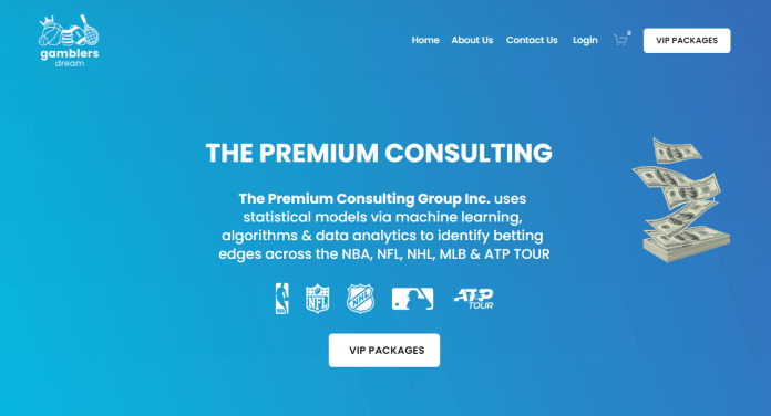 The Premium Launches Full-Service Sports Consulting Website