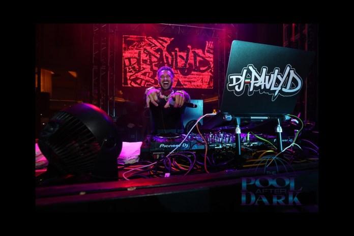 DJ Pauly D Returns to Atlantic City with DJ Set at The Pool After Dark at Harrah's Resort
