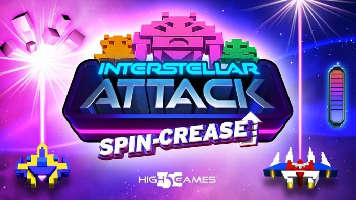 High 5 Games unleashes Interstellar Attack