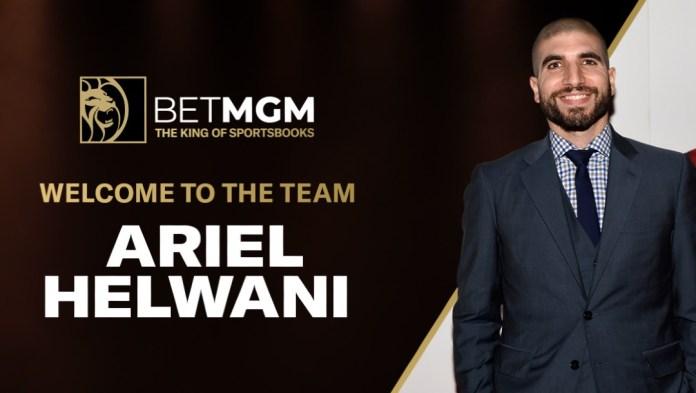 MMA Personality Ariel Helwani Named BetMGM Brand Ambassador