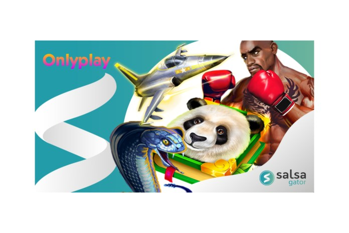 Salsa Technology goes live with Onlyplay Instant Win titles