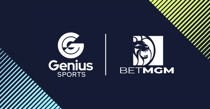 Genius Sports announces expansion of its agreement with Entain and BetMGM with official NFL data and fan engagement solutions