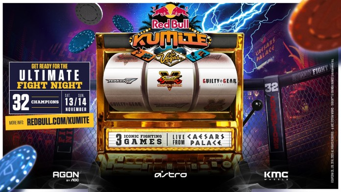 RED BULL KUMITE TOURNAMENT SERIES TO HOST FIRST-EVER NORTH AMERICAN COMPETITION IN LAS VEGAS