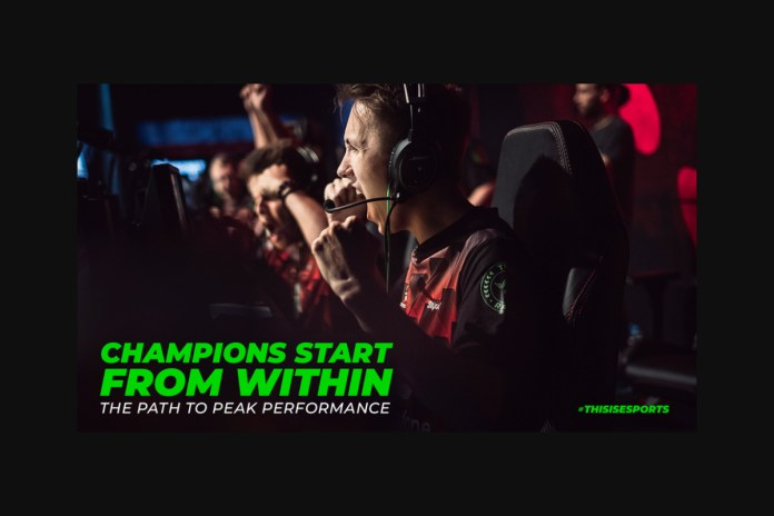 Razer Leads the Way to Peak Performance With a Focus on Esports Wellness