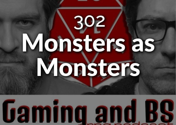album art for monsters as monsters episode 302