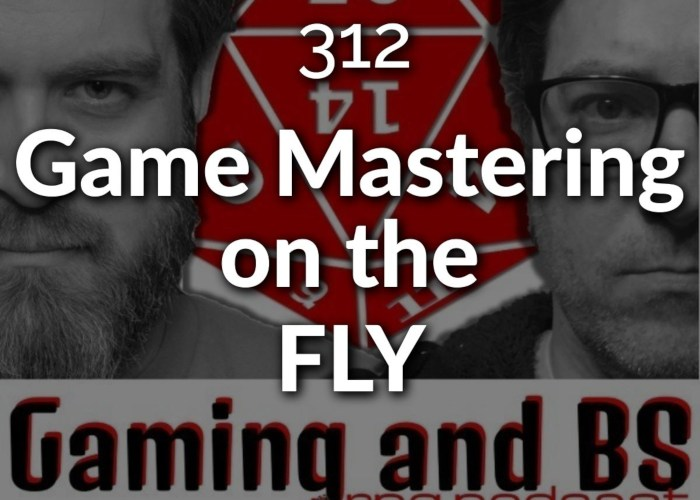 game mastering on the fly album art