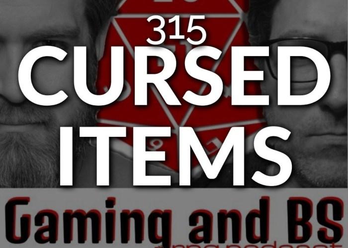 cursed items album art