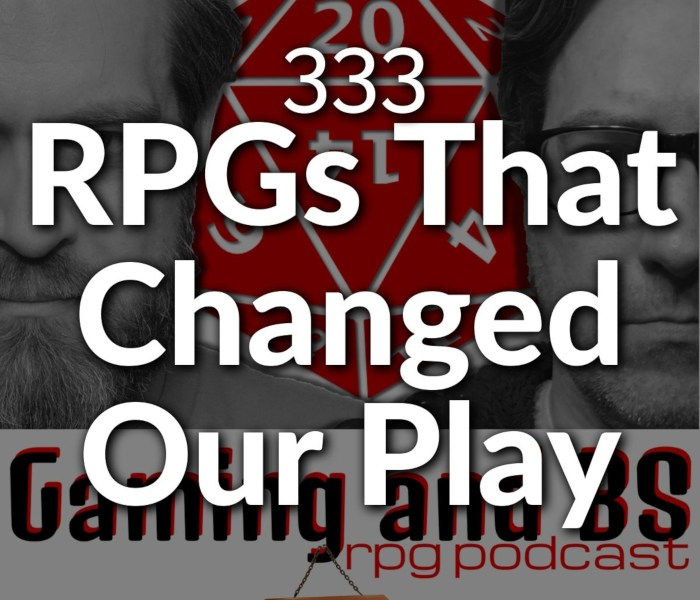 rpgs that changed our play album art