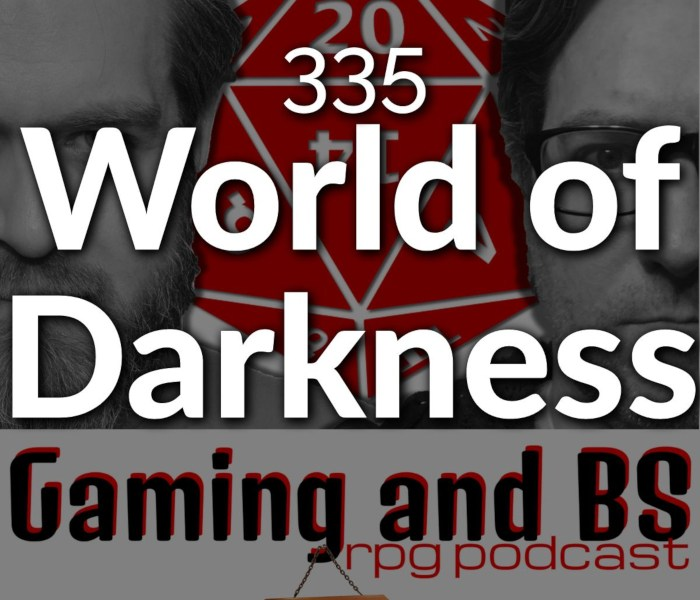 album art world of darkness episode 335