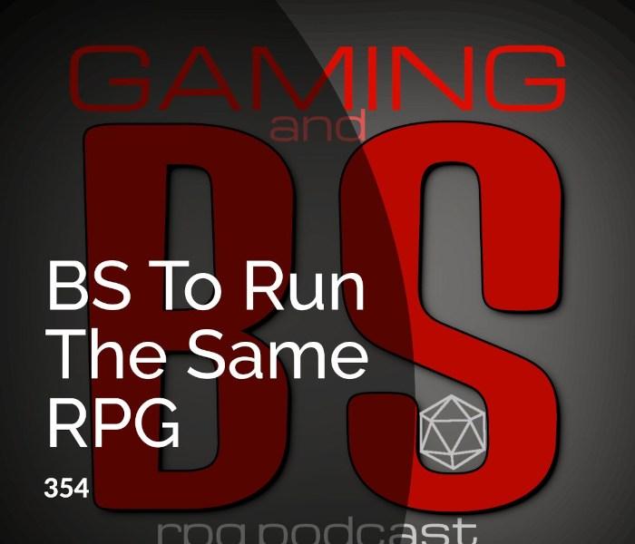 bs to run same rpg album art