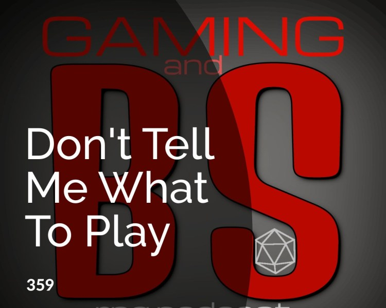 don't tell me what to play album art