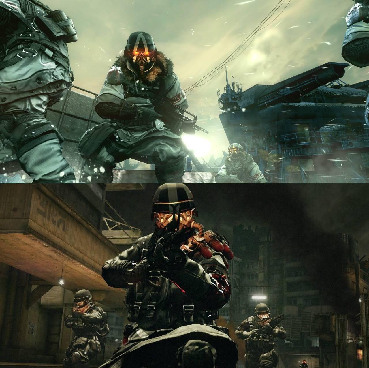 Killzone 3 Versus Killzone 2 Stunning HD Screenshot