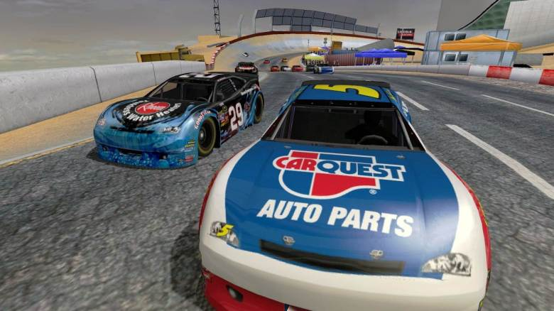 NASCAR The Game: Inside Line Burns Bright With New Roster and Website « GamingBolt.com: Video ...