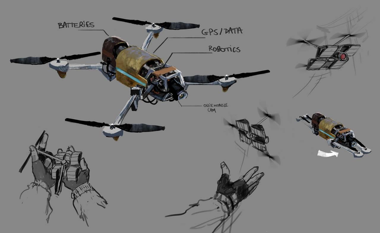 Ghost Recon Future Sol R A Set Of Futuristic Tech