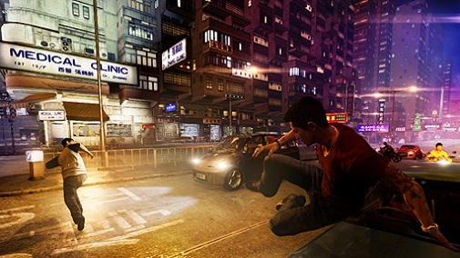 Sleeping Dogs Hitman Absolution Discounted On Square Enix Store