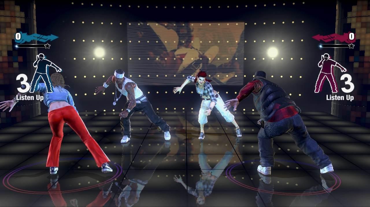 The Hip Hop Dance Experience 11 Screenshots