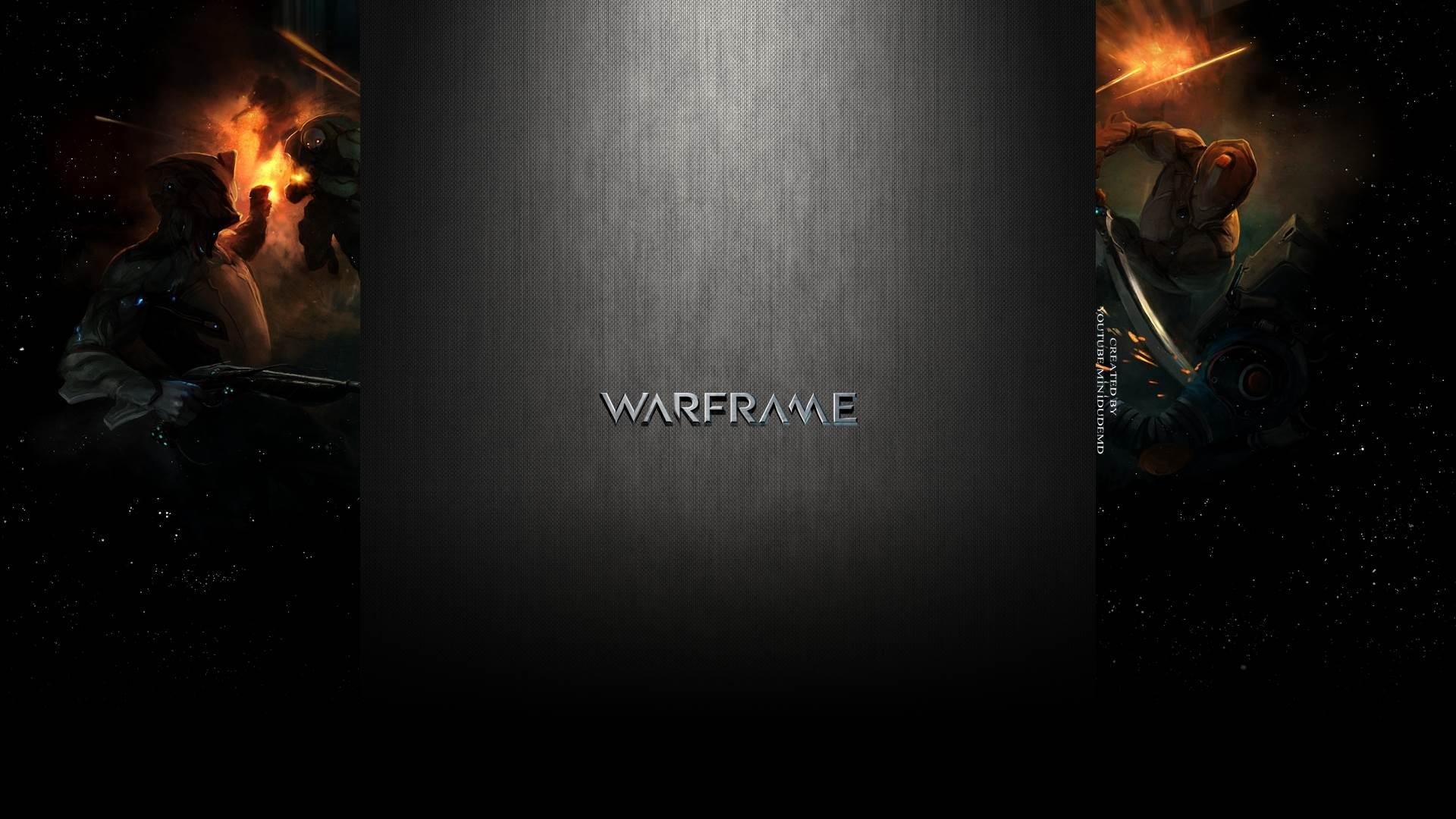 Warframe Wallpaper