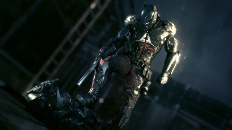 Batman Arkham Knight to Feature Epic Scale and Details ...