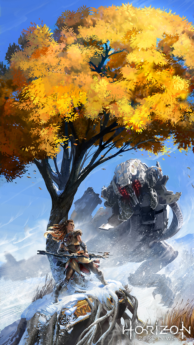 PS4 Exclusive Horizon  Zero Dawn Receives Official Wallpapers Tagged With  Guerrilla Games  Horizon  Zero Dawn  ps4  sony
